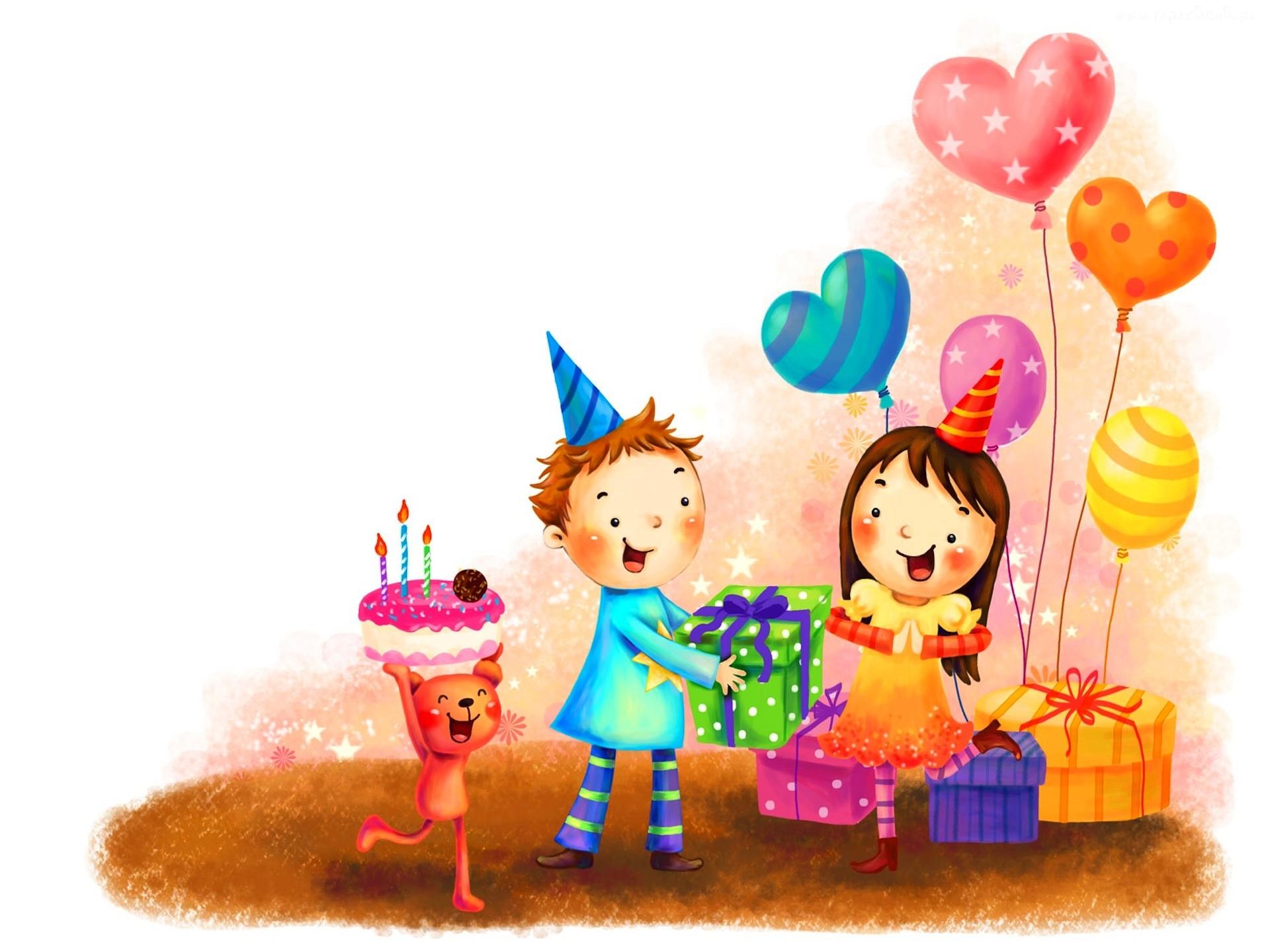 Urodziny - Fit4Kids